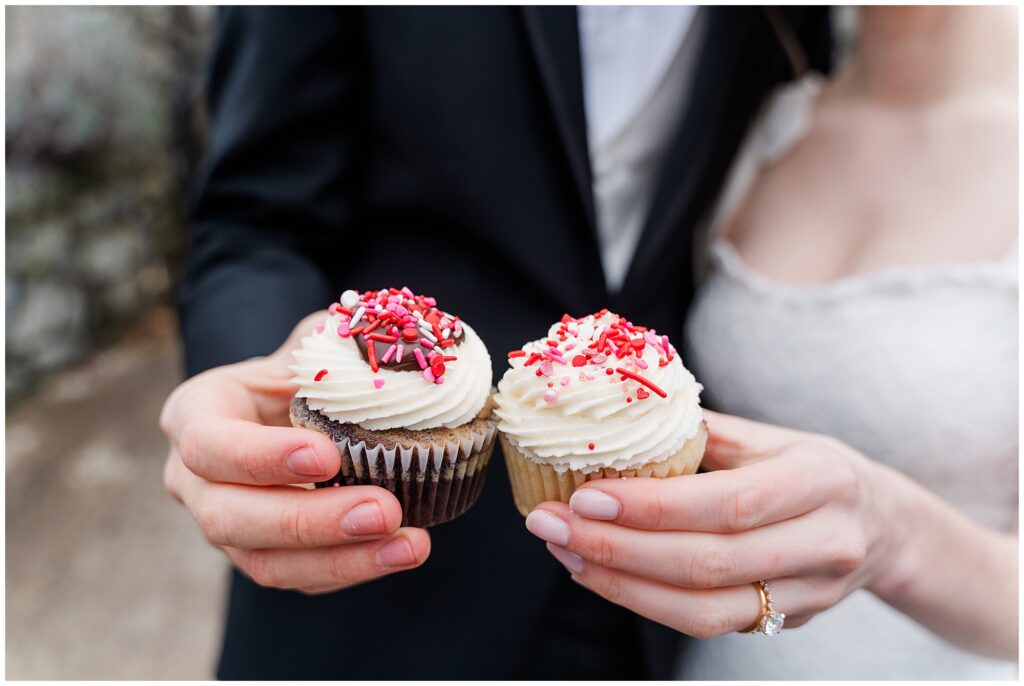 Elopement desserts at Homewood in Asheville   Legacy & Legend All-Inclusive Elopement